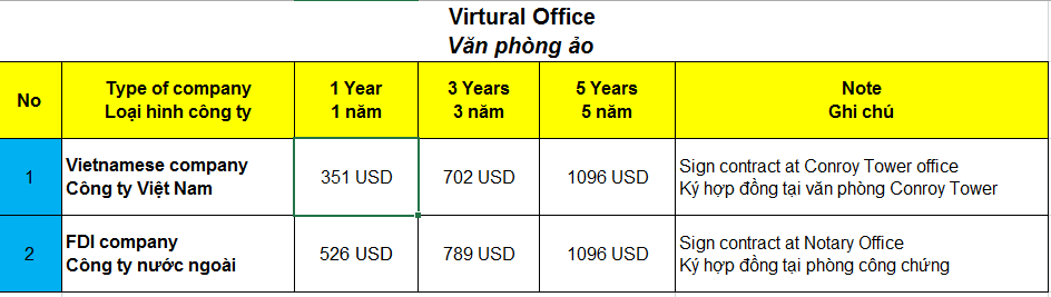 pricing-virtual-office Virtual Office